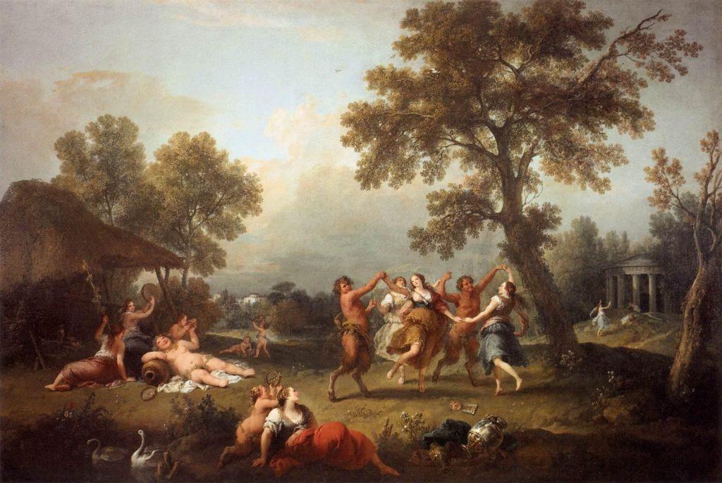 Francesco Zuccarelli, <em>Bacchanal</em> (1740–1750)